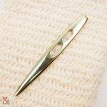 Brass Nalbinding Needle