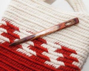 Dymondwood - Browns Nalbinding Needle